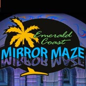 Emerald Coast Mirrior Maze and Laser Craze