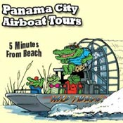 Panama City Airboat