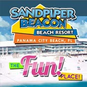 Panama City Beach Area Attractions - Sandpiper Beacon Beach Resort
