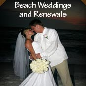 Panama City Beach Area Attractions - Beach Weddings and Renewals